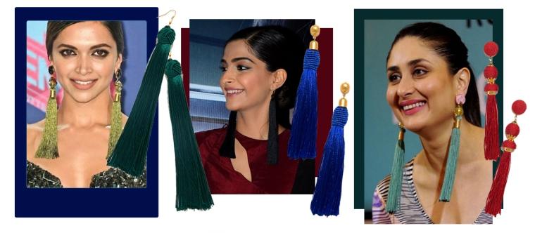 Blog Banner- Tassel Earrings