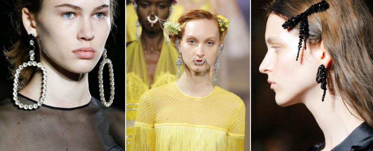 Bling Up With These Spring/Summer 2018 Jewelry Trends