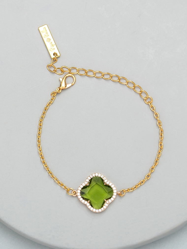 grass bracelet