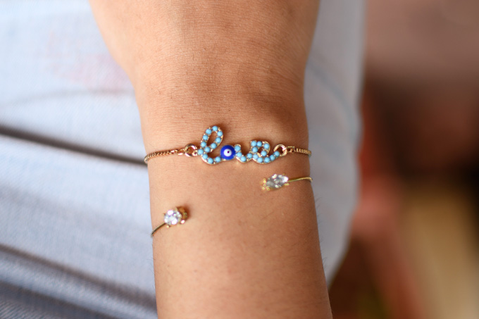 with-stud-bracelet